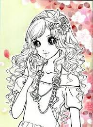 Pin By Isa Scrapisa On Z Coloriages Pour Adulte De Style GIRLY