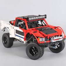 Genuine Technic MOC Series SUV Car Pickup Truck Bricks Building ...