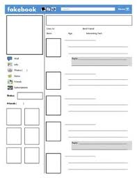 This Is A PDF Template Document That Very Closely Resembles The Website Facebook 3 Page Includes Homepage Photo And Info