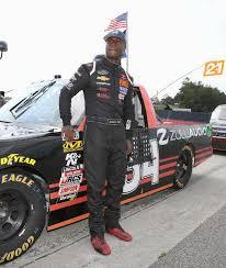 Carrollton's Iwuji Pleased By 'clean Run' In NASCAR Trucks ...