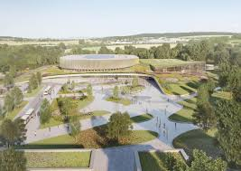 100 Metaform Design Mecanoo And To Design Luxembourgs First Velodrome