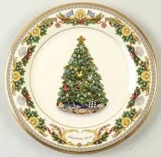 Lenox Christmas Plates Plate 1991