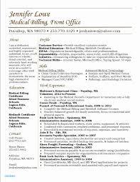Medical Billing Resume Examples Biller Sample Lovely Payroll Specialist