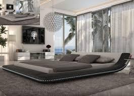 Modern King Size Platform Bed — New Decoration Best Contemporary