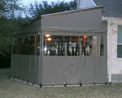 Vinyl Patio Curtains Outdoor by Curtains Aaa Awning Co Inc