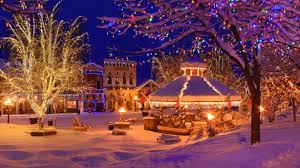 Leavenworth WA Festival of Lights christmas