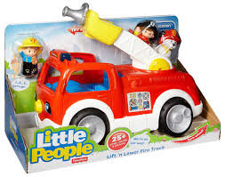 Fisher Price Little People Lift 'n Lower Fire Truck DFN85 | You Are ... Fisher Price Little People Fire Truck Rescue Red And White Ladder Fisherprice Build N Drive Toys Games Blocks Worlds Smallest Fisher Knick Knack Mattel Fisherprice 2007 Little People American Fire Truck Toy With Toysrus Educational Toy Review Demstartion Of Lift Lower Best Price Only 999 Dalmatian Dog Lights Dfn85 You Are Amazoncom Ride On Helping Others Walmartcom Sit With Me School Bus