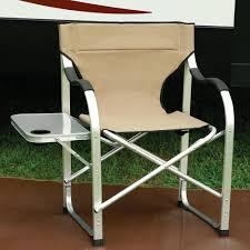Aluminum Directors Chair Bar Height by Aluminum Extra Large Director U0027s Chair Tan Direcsource Ltd 69104