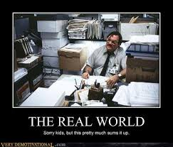 The Real World Best Movie Ever Office Space Milton