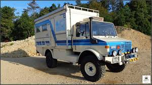 100 Expedition Trucks Unimog 1300 4x4 Truck For Sale CampersMotorHomes