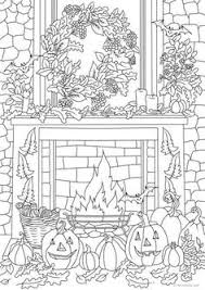 Free Printable Christmas Adult Coloring Page Download It In PDF
