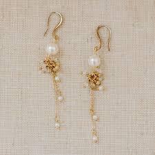 100 Pearl Design Grace Pearl Earring