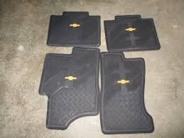 Chevy Traverse Floor Mats 2015 by Used Chevrolet Floor Mats U0026 Carpets For Sale