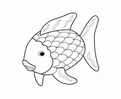Printable Fish Clipart 79