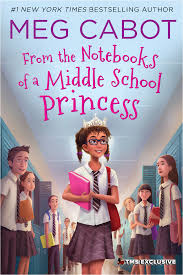 Cover Cabots From The Diaries Of A Middle School Princess
