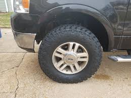 2005 F150 All Stock With 18 Inch Wheels..largest Tire ? - F150online ... Hot Sale Sema 18 Inch 355 Carbon Wheels With Ridea Hub Full T700 2012 Chevrolet Silverado Inch Off Road Rims Mud Tires Lifted 2011 Volkswagen Jetta With Black Youtube 225 40r18 18inch Aliba Tires Ginell Gn700 Buy 40r18aliba Fs M5 Replica Rims With Tires Childrens Bicycle Tire 12141618 Inchx1712524 Inner Tube Inch Compare Spare Tire Wheel Rim 670010518 Maserati Quattroporte Ford Ranger Wildtrak Genuine And New All Terrain Allstate Motorcycle Fresh Dirtman 4 00 Goodyear Wrangler Authority 31x1050r15 Lt Walmartcom Alphard Vellfire Etc Wheel Pcs Set Real Yahoo 18inch Gray Painted Grand Cherokee Trailhawk Item