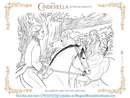 Cinderella Coloring Sheet Magicalmouseschoolhouse
