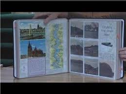 Scrapbooking Ideas Travel Scrapbook Ideas