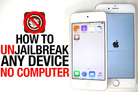 How To Unjailbreak ANY iPhone iPad & iPod Without puter iOS