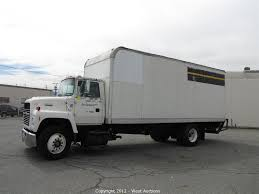 100 Diesel Box Truck West Auctions Auction Bankruptcy Auction Of MacGo Corporation