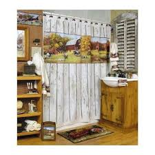 Beautiful Country Themed Shower Curtains Inspiration With 211 Best Farmall Farm Everything Images On Home Decor