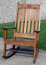TCI Furniture Chairs & Seating Porch Rocking Chair