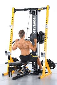 FitnessZone Powertec Fitness Home Gyms