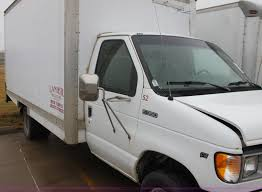 1997 Ford Econoline E350 Box Truck | Item E8222 | SOLD! Marc... 2017 Ford E350 Xl 16 Van Body For Sale 950 Miles Fort Worth Tx Van Trucks Box In Texas Used On 2005 F750 Truck For Sale Pinterest Vehicles 1991 F800 Truckjpg Where Can I Buy The 2016 F650 Medium Duty Truck Near New Equipment Archives Eastern Wrecker Sales Inc F550 Ladder Racks Boxes Caps Super Duty F250 Srw 4wd Reg Cab 8 Regular Stock 756 1997 E450 15 Foot Box 101k Miles For Sale Sd