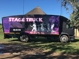 Sound Truck For Hire In Bloemfontein | Sandstone Sleeper Estate
