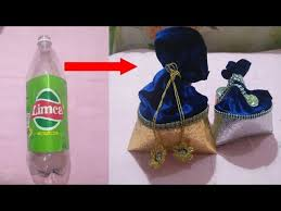 Waste Bottle Craft Best Out Of Plastic Use