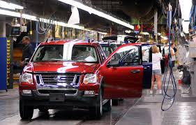 Ford Posts $8.67 Billion Loss For Second Quarter   The Spokesman-Review Ford Motor Co Historic Photos Of Louisville Kentucky And Environs Cars And Trucks Are Americas Biggest Climate Problem For The 2nd Investing 900m In Truck Plant Wkms How To Apply A Job Company Case Studies Luckett Auto Industry Healthy Enough To Withstand Next Downturn Analysts Suspends Production Of F150 Oakville Assembly Wikipedia Sales Continued Hot Streak October Wsj Trails The Nation In Growth Rate Jobs Population Union Reach Tentative Contract Agreement Insider