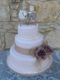 RUSTIC ROSE WEDDING CAKE Three Tier Textured Cake With A Hint Of Lavender Fresh Amnesia