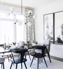 BOHO Curtains Black White And CUSTOM Curtain Panels Pleated Modern Paint Splatter