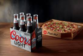Pizza Hut Expands Beer Delivery Project To 100 Locations
