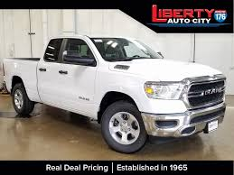2019 RAM 1500 TRADESMAN QUAD CAB® 4X4 6'4 BOX