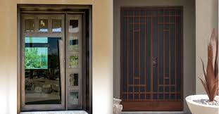 Decorative Security Bars For Windows And Doors by Southwest Iron Works Screen Doors Tucson Window Grills Tucson