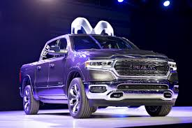Ram Truck Has A Small Electric Motor - Bloomberg