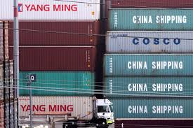 100 Motor Truck Cargo China Says US Agrees To Phased Tariffrollback If Trade Deal