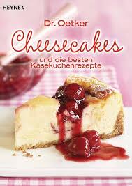 leserstimmen zu dr oetker cheesecakes heyne verlag