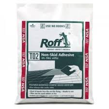 quality tile adhesives roff non skid tile adhesive