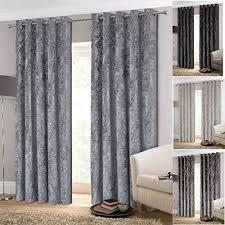 Amazon Velvet Curtain Panels by Velvet Curtain Amazon Co Uk
