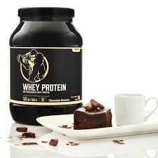 whey protein schoko brownie 750g