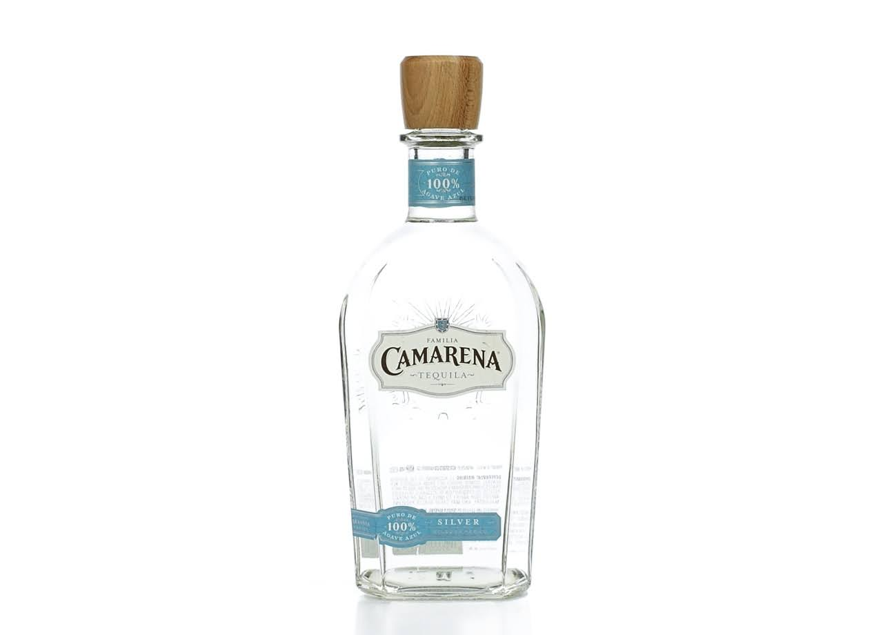 Camarena Silver Tequila - 750ml