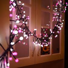 Quntis LED Christmas String Lights 10FT 400 LED Valentines Day Globe String Lights Waterproof Decorative Fairy Lights for Bedroom Indoor Outdoor