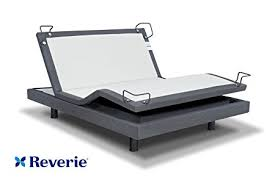 amazon com reverie 7s adjustable bed from the makers of the