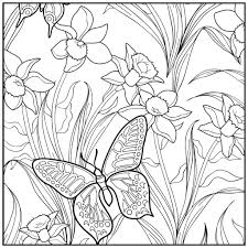 Color Your Way To Calm With The Botanical Garden Adult Coloring Book Each Has 48 Single Sided Flower And Inspired Images A Bonus Relaxation