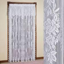 Kmart Curtain Rod Brackets by Sheer Curtains Kmart Mainstays Marjorie Sheer Voile Window Panel