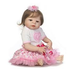 22 Realistic Reborn Baby Dolls Newborn Lifelike Baby Girl Doll