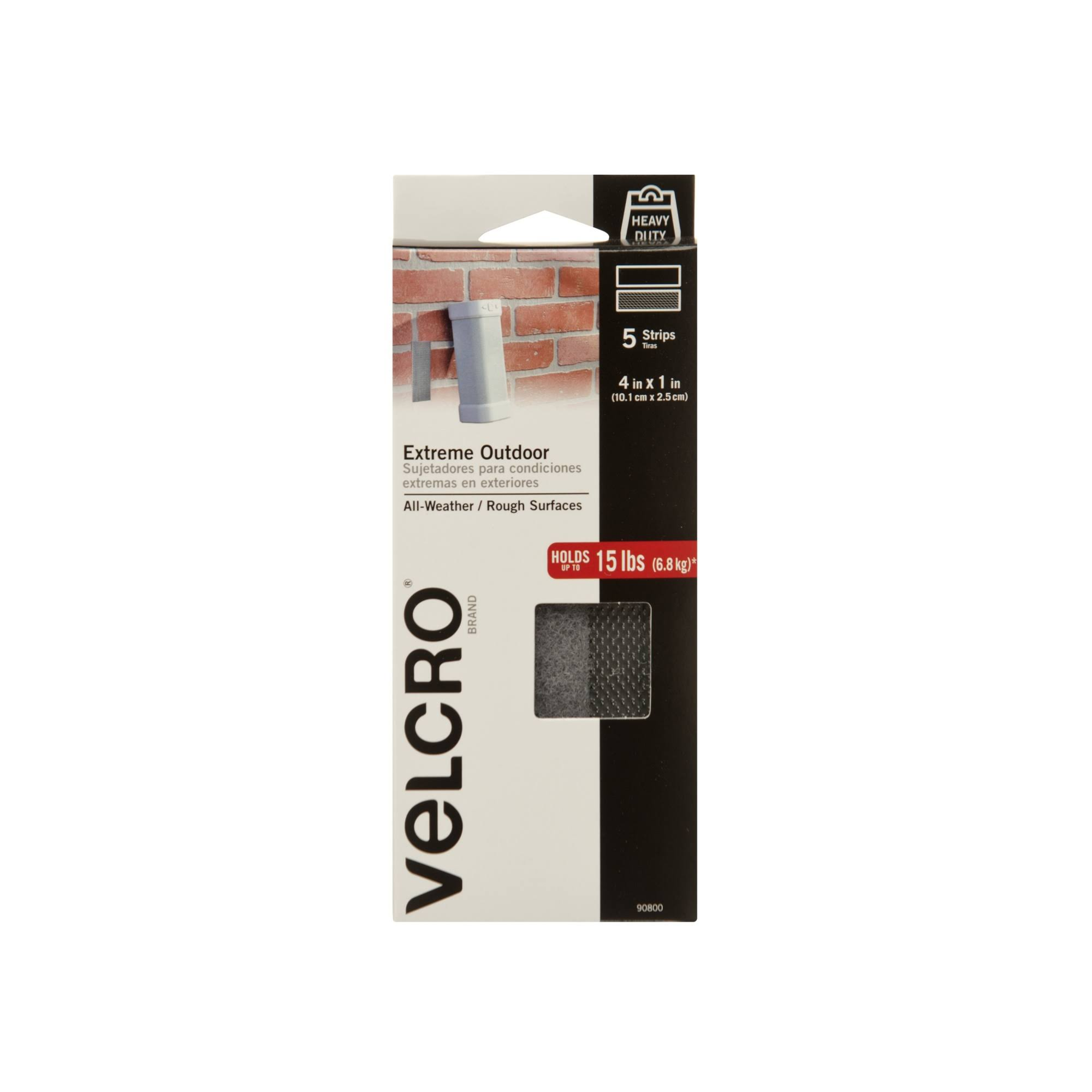 Velcro Extreme Fasteners - 5 Sets
