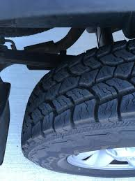 100 Mastercraft Truck Tires Cant Get Even Wear On Rear Courser AXT Tires